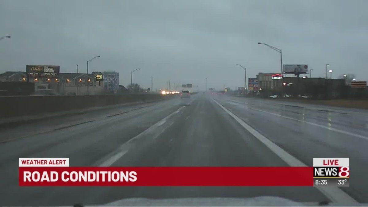 Interstate Road Conditions | I-35 San Antonio