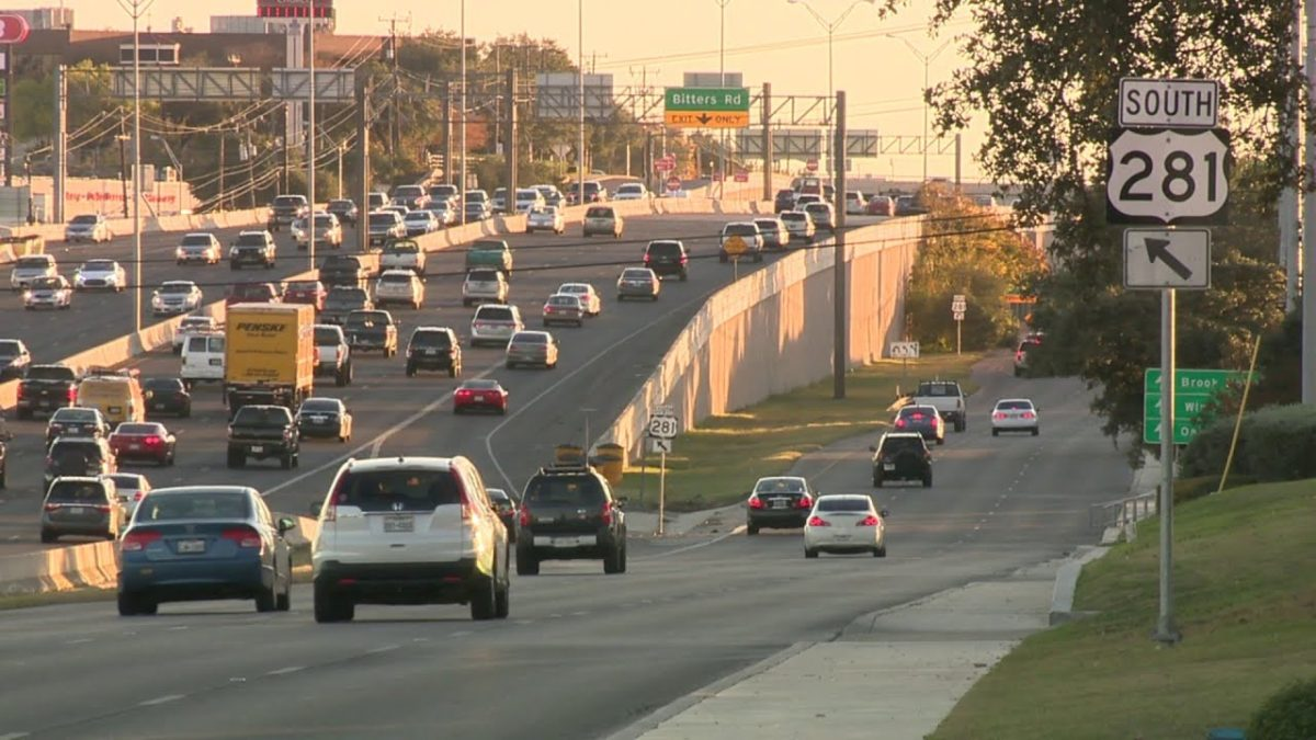 I-35 & Fitch Ave San Antonio Traffic Accidents